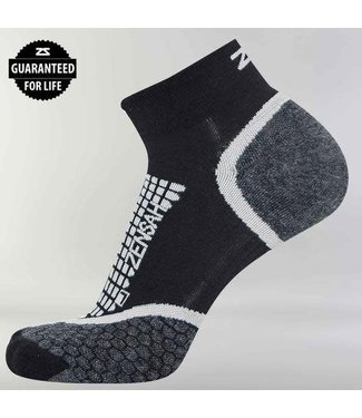 Zensah Grit Running Sock Quarter