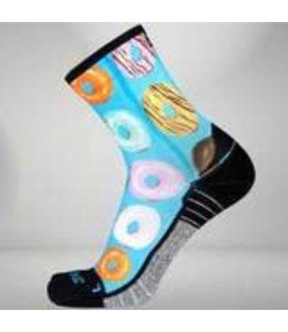 Zensah Print Socks Mini Crew