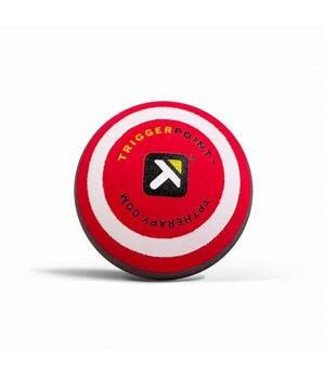 "Trigger Point TP Massage Ball X 2.5""inch BLK/RED"