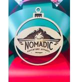 Nomadic Michigan Ornament