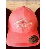Trucker Snap Back Pink