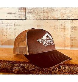 Trucker Snapback Brown/Tan