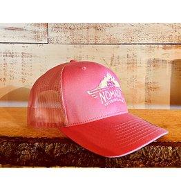 Trucker Snap Back Pink