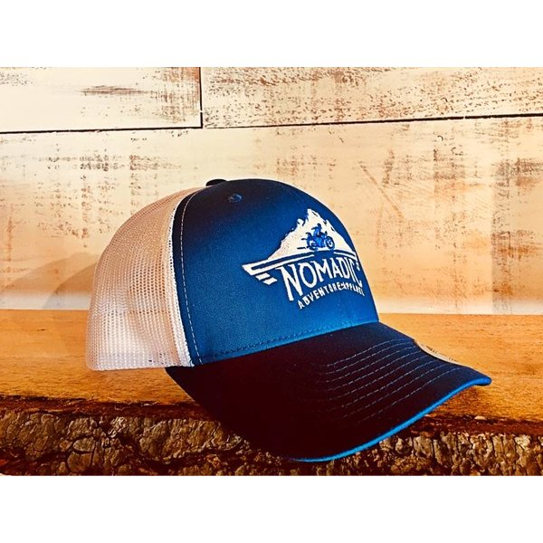 Trucker Snap Back Blue