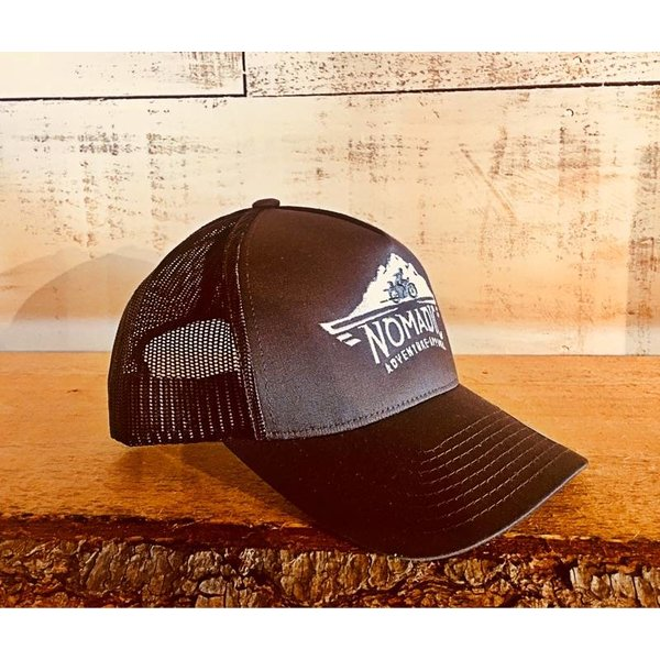 Trucker Snapback Dark Gray