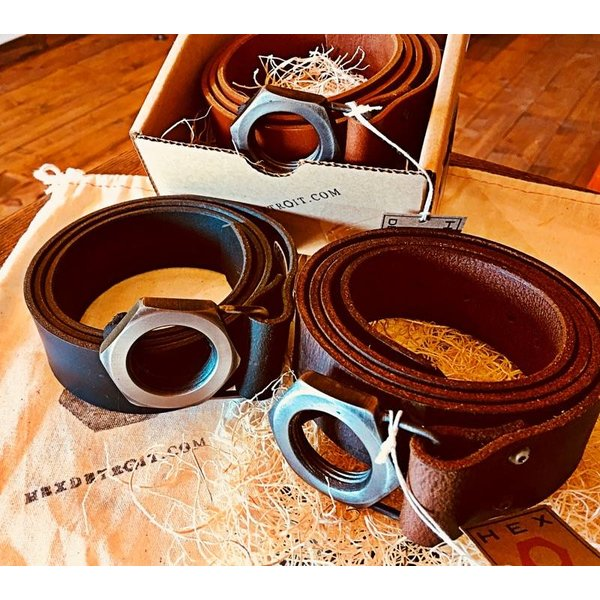 Hex Mack Ave Belt