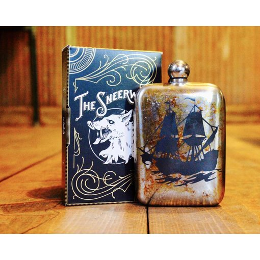 The Sneerwell Sneerwell Flask