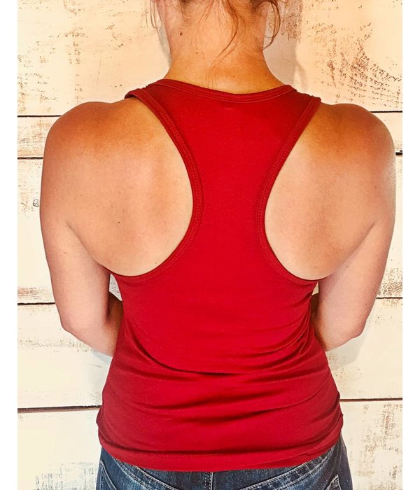 Next Level Ideal Racer Back Tank Top