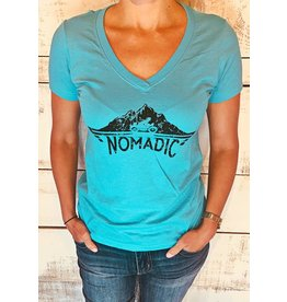 Next Level Womens Ideal T-shirt V-Neck