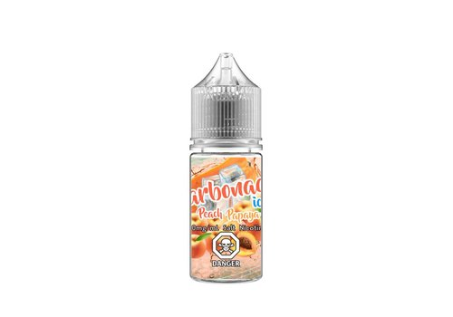 Carbonade - Peach Papaya Ice SALT