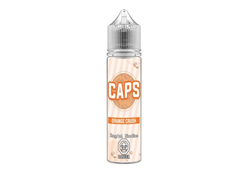 Caps - Orange Crush