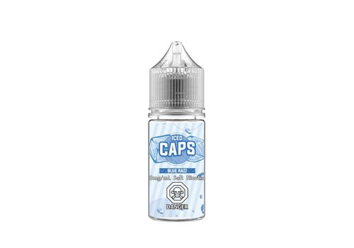 Caps ICE SALT - Blue Razz