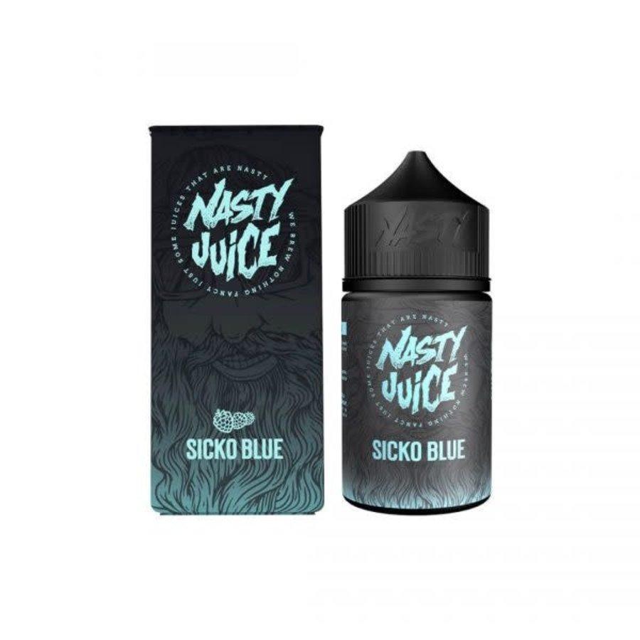 Nasty Ejuice - Sicko Blue