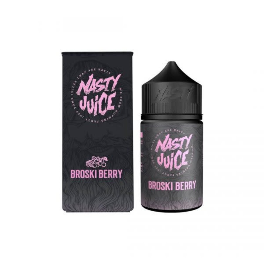 Nasty Ejuice - Broski Berry