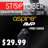 Aspire - AVP STOPTOBER LUNA BUNDLE