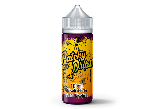 Mind Blown - Patchy Drips 100ML
