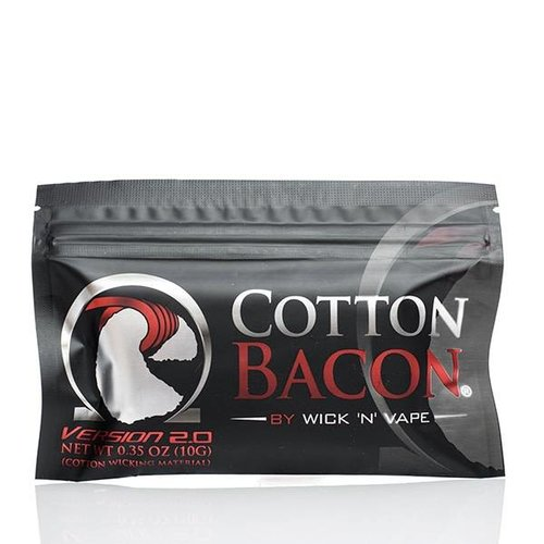 Wick N' Vape Cotton Bacon V2