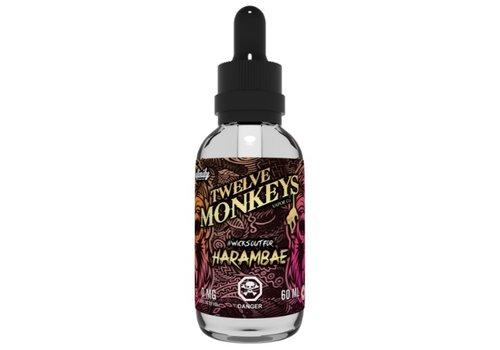 12 Monkeys - Harambae 60ML