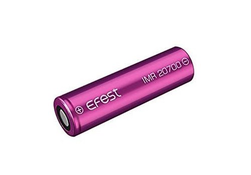 Efest 20700 30A 3100mAh Batteries