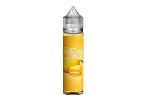Patisserie - Mango Macaron