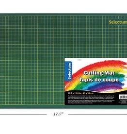 """Green Cutting Mat 17.7X11.8"""" (45X30 Cm)"""