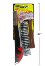 Zombie Hunter Kit - 3 Pieces