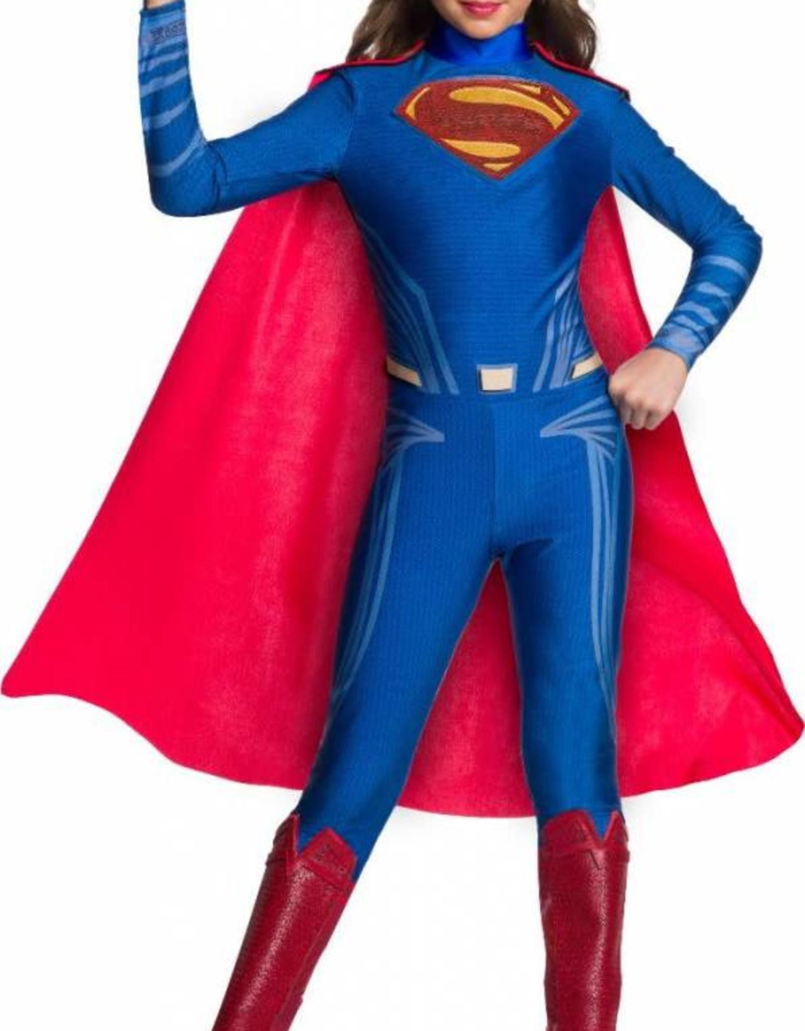 Child Justice League Superman Costume