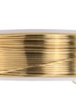 Artistic Wire 20Ga 15Yd Brass