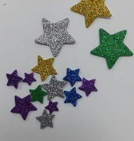 Craft Foamy Stars Glitter