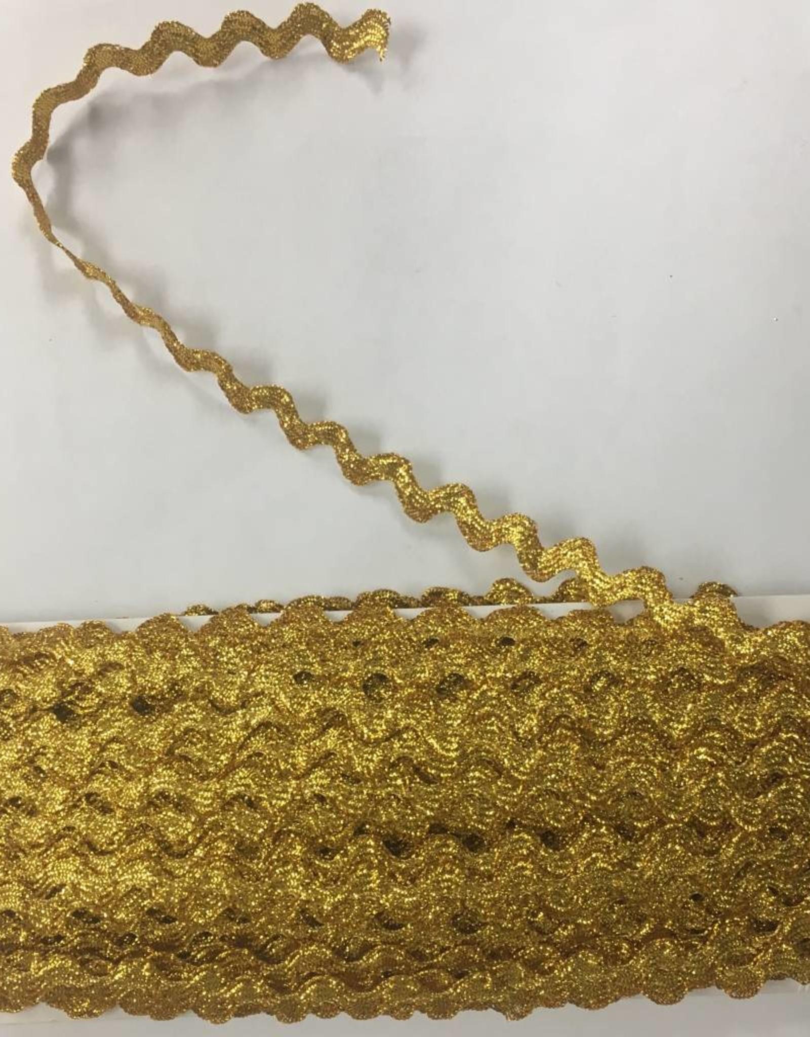 6083 Metallic Yarn Cord (Rick Rack) 36 yards