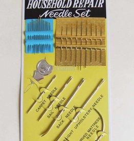 Household Repair Needle Set Assorted