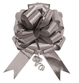 Instant Pull Bow 5 Inch Metallic
