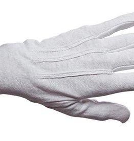 A-4 Parade White Cotton Gloves