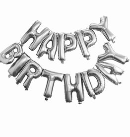 Happy Birthday Foil Balloons (16 Inches)