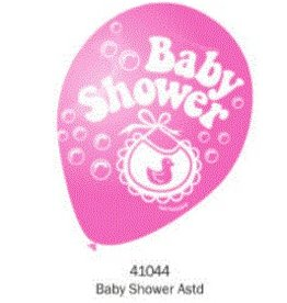 Helium Quality 2-Sides Printed Balloon (Baby Shower)