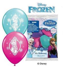 Disney Frozen Helium Quality Balloon 12 Inches