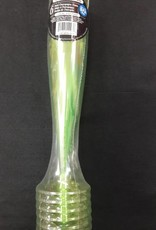 6Ct 4.5Oz Plastic Champagne Flutes, Bright Colors