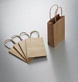 10Ct Kraft Favor Bags Natural