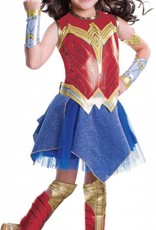Deluxe Wonder Woman Child Large