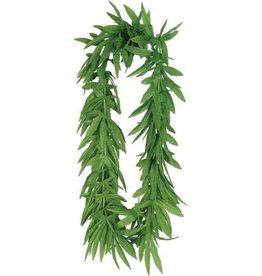 Luau Flower Leis - Green Vine