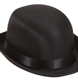 Velour Derby Hat