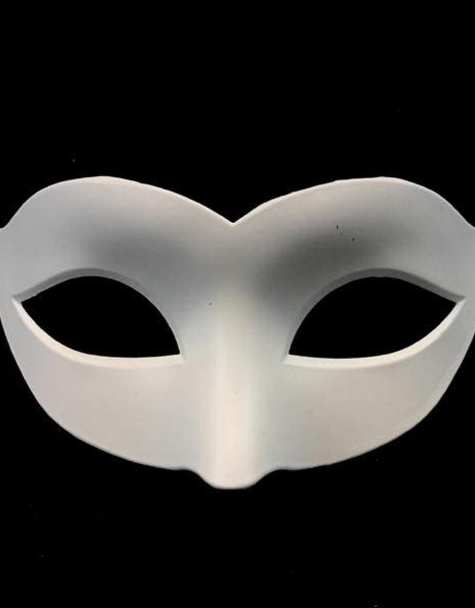 Venetian Styled Blank Mask
