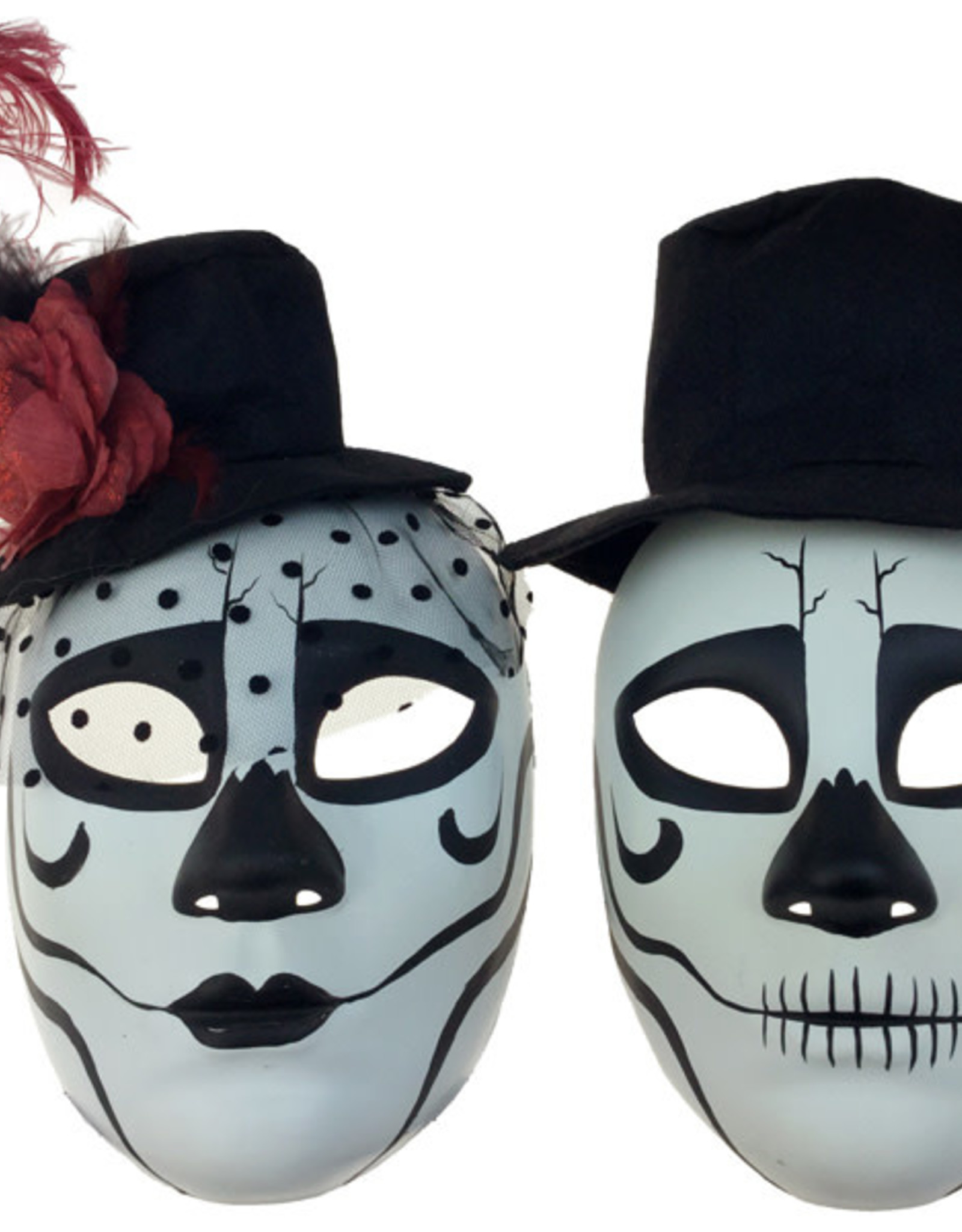 Boy's Party Mask w/ Hat