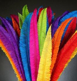 Nandu Feathers 20-25 Inch