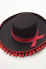 Bullfighter Hat Black Child