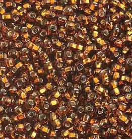 Seedbead (13 grams) Brown 10/0 Silverlined (S/L)