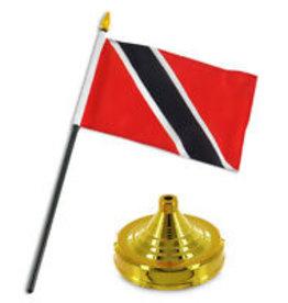 National Flag With Single Hole Base # 41