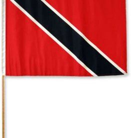 National Flag (Fabric 5 Inches x 8 Inches #44)