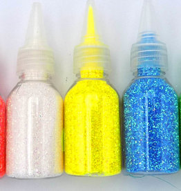 Neon Glitter Bottle 15 Grams