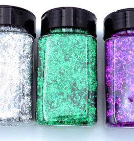 Lazer Glitter Bottles 150 Grams